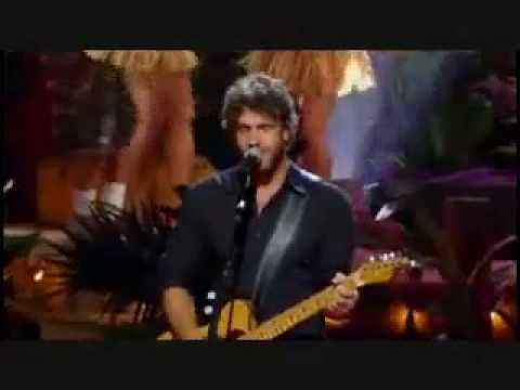 Billy Currington `White Christmas`. from Larry the Cable Guy Christmas, John Bohlinger band leader
