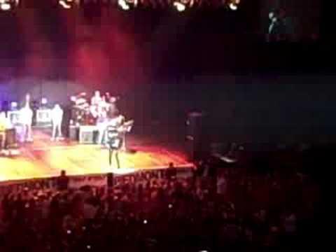 Jesse McCartney at Last Chance Summer Dance