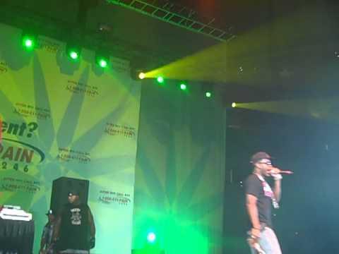 Nicki Minaj @ Last Damn Show 12(8.28.10) 2