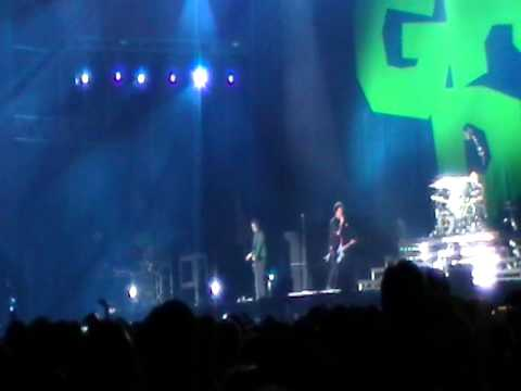 GREEN DAY - JADED / LONGVIEW - LIMA PERU 2010 (HQ).