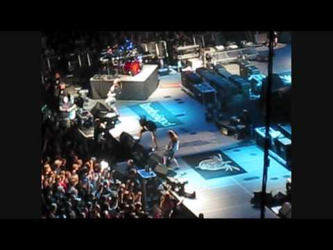 Metallica Live Atlanta (10/4/09) Opening