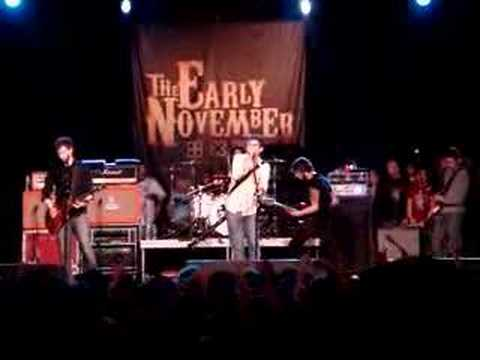 The Early November - All We Ever Needed