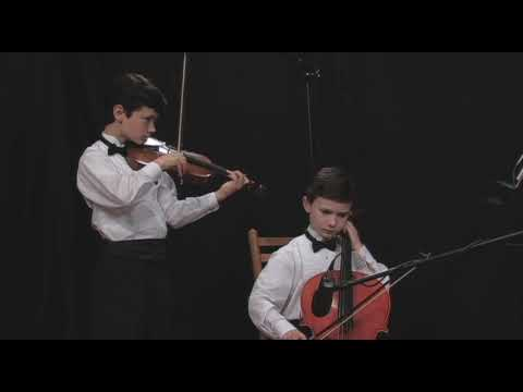 """The Kiss"" aka ""The Gael"" - Last of the Mohicans - MacLean - Duets by Jesse and Jack"