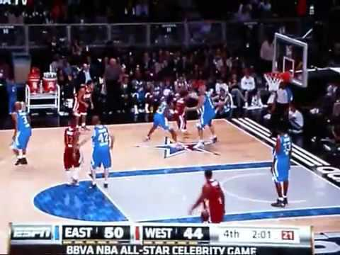Justin Bieber Fumbles 2011 NBA Celebrity All Star + Ringtone Download