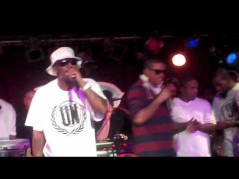 "Cam`ron ""Suck it Or Not"" Live at Funkmaster Flex` Birthday Hip Hop Legends 8/11/10"