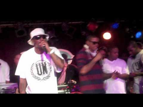 "Cam`ron ""Suck it Or Not"" Live at Funkmaster Flex` Birthday Hip Hop Legends 8/11/10"