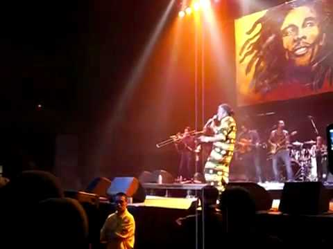 Fever - Horace Andy @ Tribute to Reggae Legends 2011
