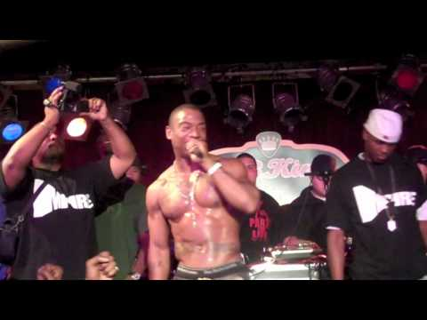 "Ja Rule ""Uh Oh/Body/I`m Real"" Live at Funkmaster Flex` Birthday at BB Kings 8/11/10"