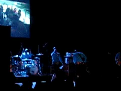 The Aquabats- Pizza Day Live in Providence (4-29-10)