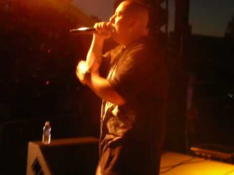 Lil Uno performs They Call Him Lil One @ Imperial Expo Fairgrounds (Latin Lockdown 2009)