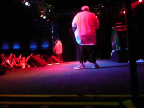 Lil Uno performs the classics @ Knitting Factory (Latin Lockdown 2009)
