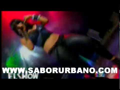 """Milka """"La Mas Dura"""" - Un Hijo Contigo + Te Vote @ El Show Del Medio Dia 21.5.10"""