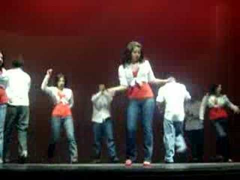 Quebradita Dance At Latino Culture Show 08