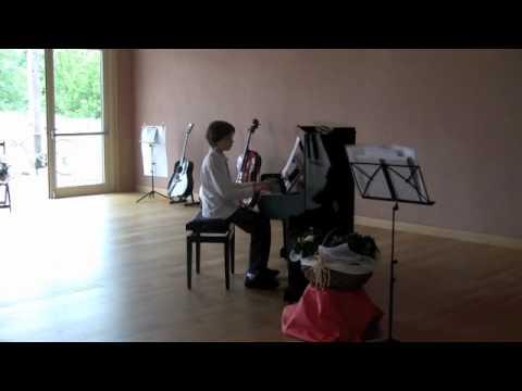 Marcello Piano recital
