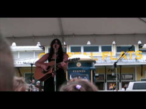 Laura Brino live at Fairfax Corners Summer concert part 2 something more
