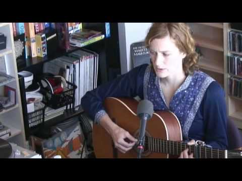 Laura Gibson`s Tiny Desk Concert at NPR Music