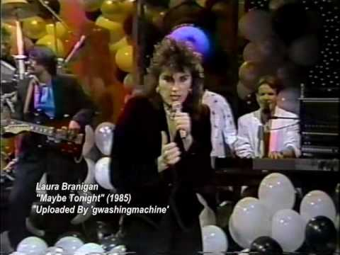 "Laura Branigan - ""Maybe Tonight"" Live"