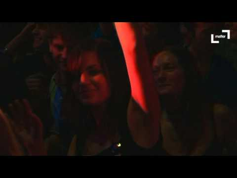 Laurent Garnier live at matter London