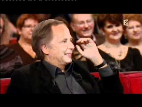 Laurent Gerra et Fabrice Luchini