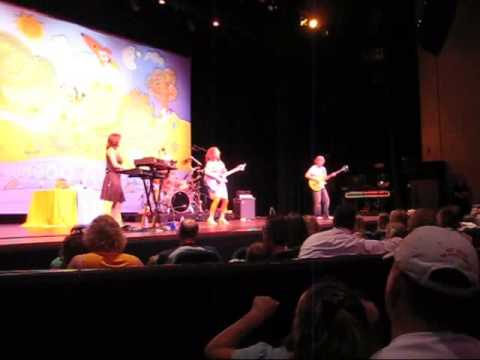 Laurie Berkner - Mouse in my Toolbox