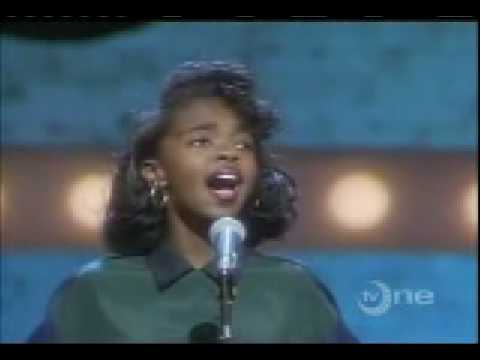 1987 Lauryn Hill - Who`s Lovin` You (Amateur Night at the Apollo)