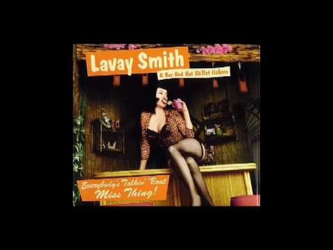 Lavay Smith & Her Red Hot Skillet Lickers - Gee Baby, Ain`t i good to you