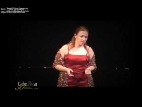Cristina Toledo - soprano - Le Comte Ory de G. Rossini