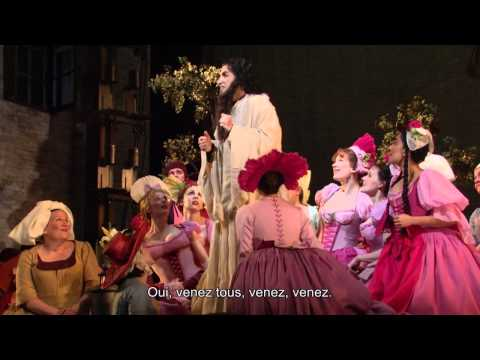"""LE COMTE ORY"" by Rossini, The Metropolitan Opera HD 720p 04.09.11"
