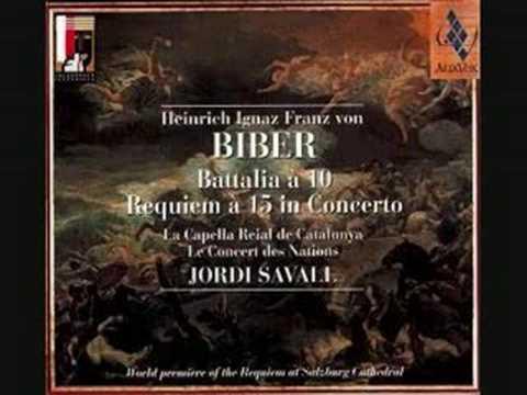"""Biber-Battalia a 10-2/8 """"Die liederliche...""""-Jordi Savall-Le Cocert des Nations"""