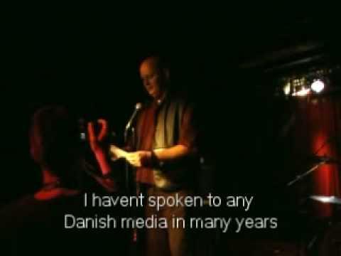 Leaether Strip receives Golem Award in Denmark