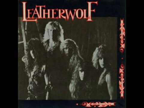 Leatherwolf - Bad Moon Rising