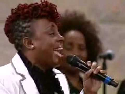 Ledisi @ The Potter`s House (Thank You Lord)