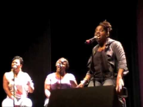 "Ledisi - Higher Than This ""Live at The Experience"" Part 1"