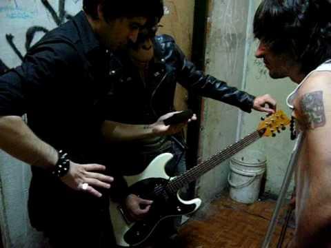 THE RAMONOS (Ramones Tribute) - Camarines PCP - ROCK