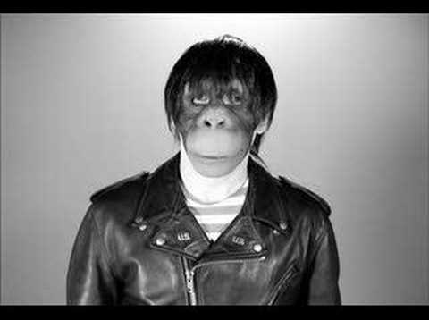 THE RAMONOS (Ramones Tribute) - Lee-Chi is a punk rocker (spot publicitario)