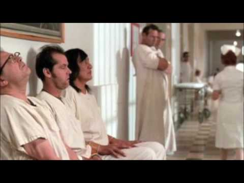 One Flew Over the Cuckoo`s Nest- Lee Harvey Osmond-Jack Nicholson