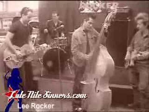 Lee Rocker - LIVE