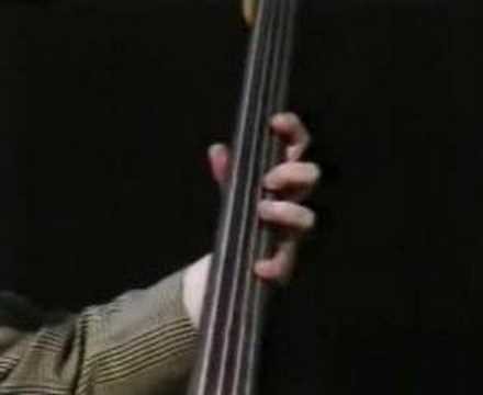Rockabilly Slap Bass Lesson With Lee Rocker