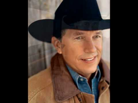 George Strait -One Foot In Front Of The Other