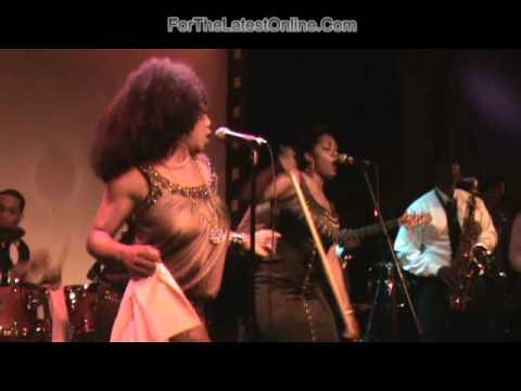 "Leela James - ""Clean Up Woman"" (Live in NYC)"