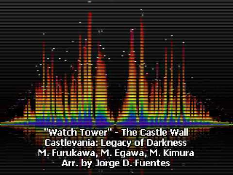 WatchTower - The Castle Wall - Castlevania: Legacy of Darkness