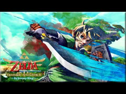The Legend Of Zelda - Skyward Sword ~ Revealed Legacy