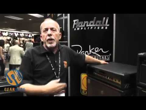 Eden ROC 1500 Rocco Prestia Rig At Summer NAMM 2008