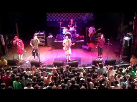 Reel Big Fish - You Don`t Know LIVE at House of Blues Sunset Strip, 11.4.10