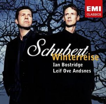"Ian Bostridge sings Schubert`s ""Winterreise"""