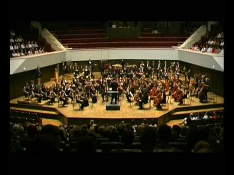 Dukas The Sorcerer`s Apprentice 1 Juri Lebedev/University Orchestra of Leipzig