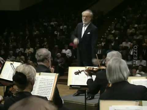 Mendelssohn Overture to `A Midsummer Night`s Dream` by Masur, LGO (1997) Part 2/2