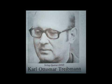 Treibmann - String Quartet (1970) p1_2