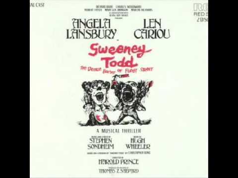 Sweeney Todd - Johanna Quartet