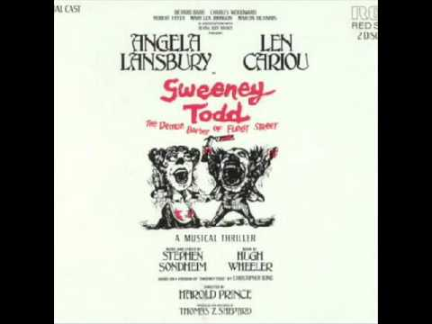 Sweeney Todd - My Friends/The Ballad of Sweeney Todd